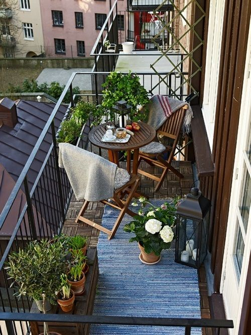 Terasa balkon lod ie v zdoba terasy for Zen terras layouts